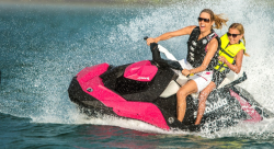 2015 - SeaDoo Boats - Spark 3up