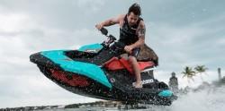 2019 - SeaDoo Boats - Spark Trixx 2 Up
