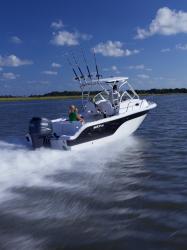 2013 - Sea Fox - 236 WA