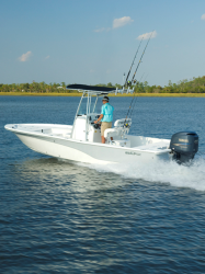 2013 - Sea Fox - 240 Bay Boat