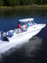 2014 - Sea Fox - 216 Voyager