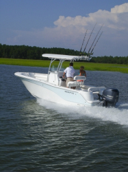 2015 - Sea Fox - 226 Commander