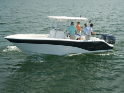 2015 - Sea Fox - 256 Commander