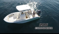 2020 - Sea Fox - 206 Commander