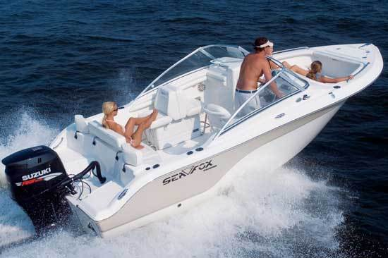 Research Sea Fox 216 Dc Pro Bowrider Boat On Iboats Com