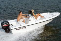 Sea Fox 16 CC Sport Center Console Boat
