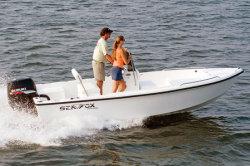 Sea Fox 17 CC Sport Center Console Boat