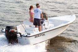 Sea Fox 18 BF Sport Bay Boat