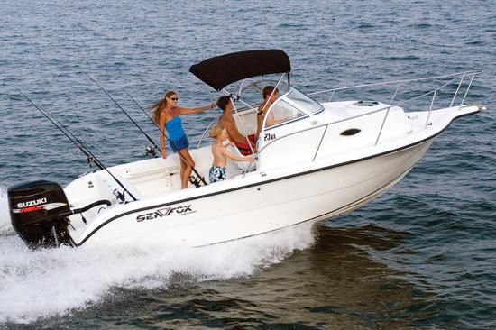 Research Sea Fox 23 Wa Sport Walkaround Boat On Iboats Com