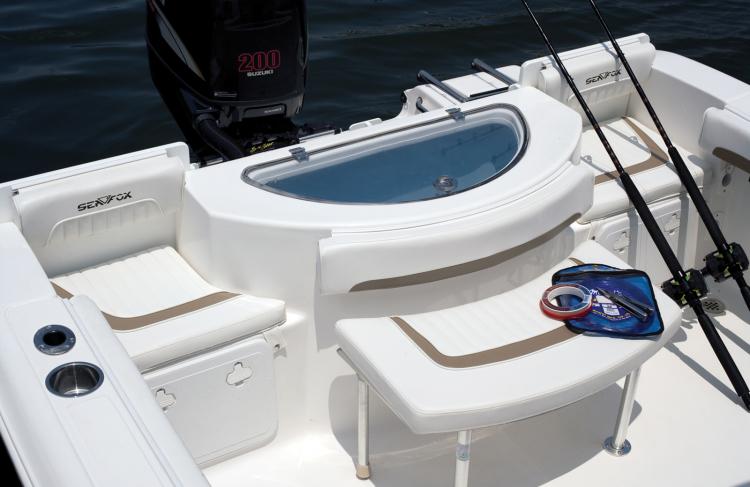 Research Sea Fox 236 Wa On Iboats Com