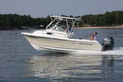 2011 - Sea Hunt Boats - Victory 225