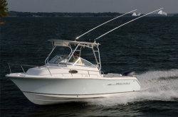 2011 - Sea Hunt Boats - Victory 245