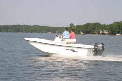 2011 - Sea Hunt Boats - Super Skiff 21