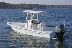 2012 - Sea Hunt Boats - BX 22 BR