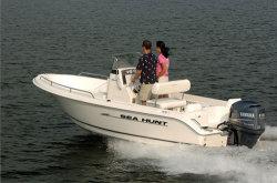 2012 - Sea Hunt Boats - Triton 186