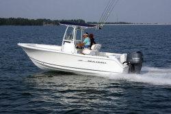 2012 - Sea Hunt Boats - Triton 225