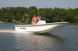2012 - Sea Hunt Boats - Super Skiff 21