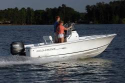 2013 - Sea Hunt Boats - Triton 177