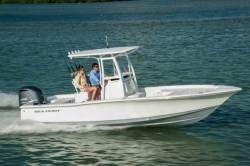 2015 - Sea Hunt Boats - BX 24 BR