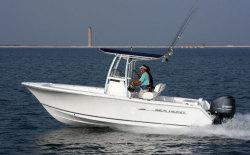 2015 - Sea Hunt Boats - Triton 225