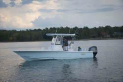 2018 - BX 25 FS - Sea Hunt Boats