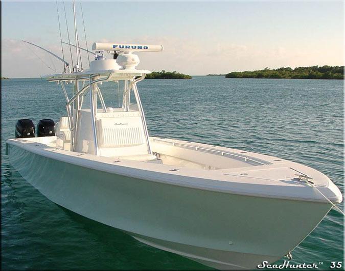 Sea Hunter Boats >> Research 2009 Sea Hunter Boats Tournament 35 On Iboats Com