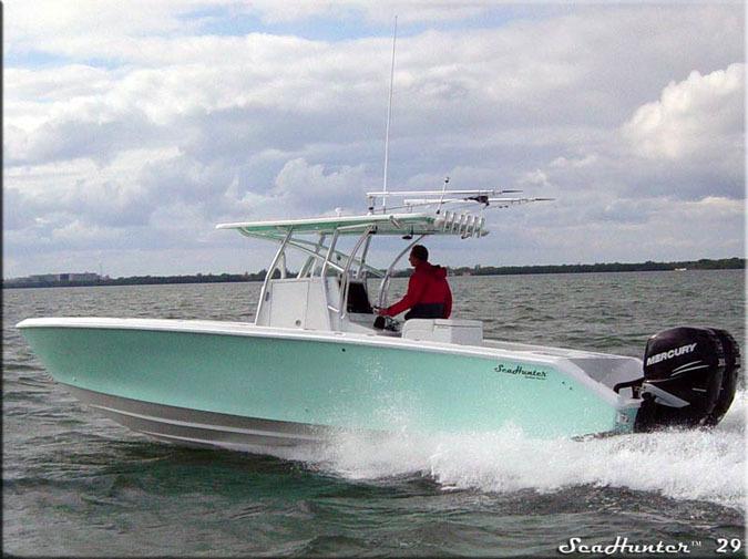 Sea Hunter Boats >> Research 2012 Sea Hunter Boats Tournament 29 On Iboats Com