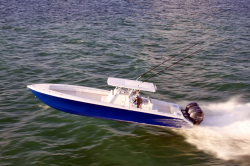 2012 - Sea Hunter Boats - Tournament 40-