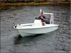 2012- Sea Hunter Boats - SeaHunter 18-