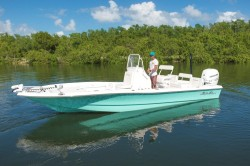 2016 - Sea Hunter Boats - SeaHunter 24-