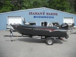 2012 Crestliner Boats 14 Kodiak Tiller Honesdale PA