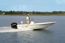 Sea-Pro Boats SV1700 CC Center Console Boat