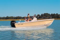 Sea-Pro Boats - 186 CC 2008