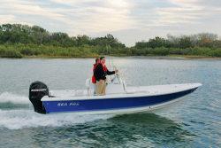 Sea-Pro Boats - SV1900 CC 2008