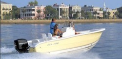Sea-Pro Boats - 206 CC 2008
