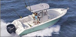 Sea-Pro Boats 228 CC 2008