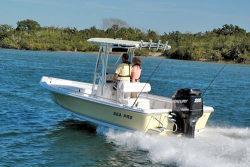 Sea-Pro Boats - SV2100 CC 2008