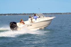 Sea-Pro Boats - 220 WA 2008