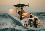 2009 - Seaswirl Boats - 2305 Center Console OB