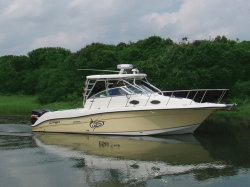 2010 - Seaswirl Boats - 2901 Walk Around Dual Engine IO