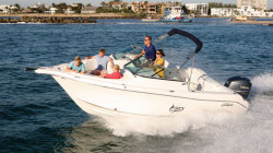 2011 - Seaswirl Boats - 2101 Dual Console
