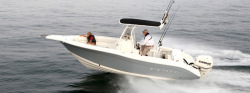 2012 - Seaswirl Boats - 2305 Center Console OB