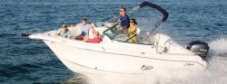 2012 - Seaswirl Boats - 2101 Dual Console