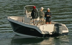 Seaswirl Boats 2101 Center Console Boat