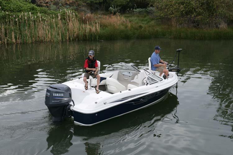 Research seaswirl boats 175 fish ski ob fish and ski boat for Fish and ski boats for sale