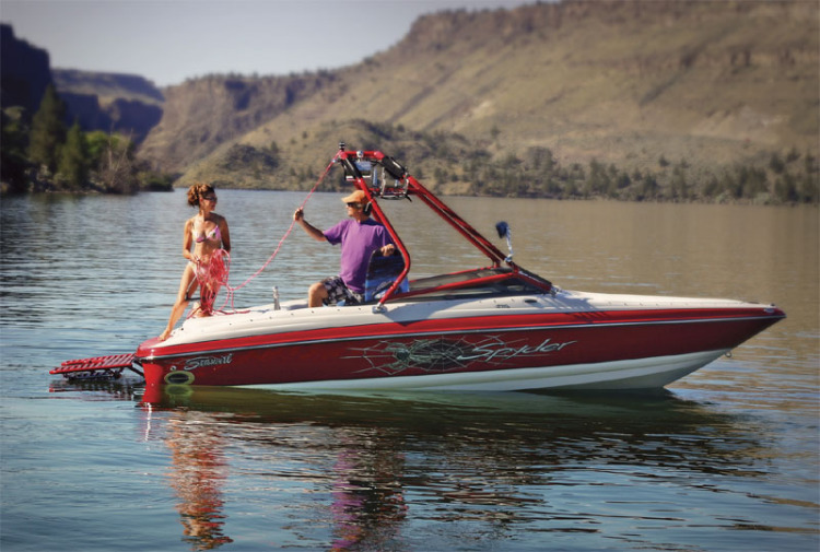 Research Seaswirl Boats 210 Spyder Ski And Wakeboard Boat
