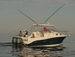 Seaswirl Boats - 2901 Walk Around OB