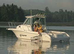 Seaswirl Boats - 2301 Walk Around IO