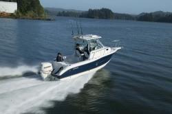 Seaswirl Boats - 2301 Walk Around OB