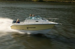 Seaswirl Boats - 2101 Walk Around OB